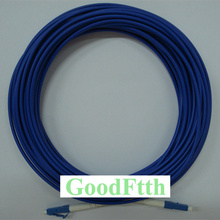 Armoured armored Patch Cord Jumper Cable LC-LC UPC LC/UPC-LC/UPC SM Simplex GoodFtth 100-500m