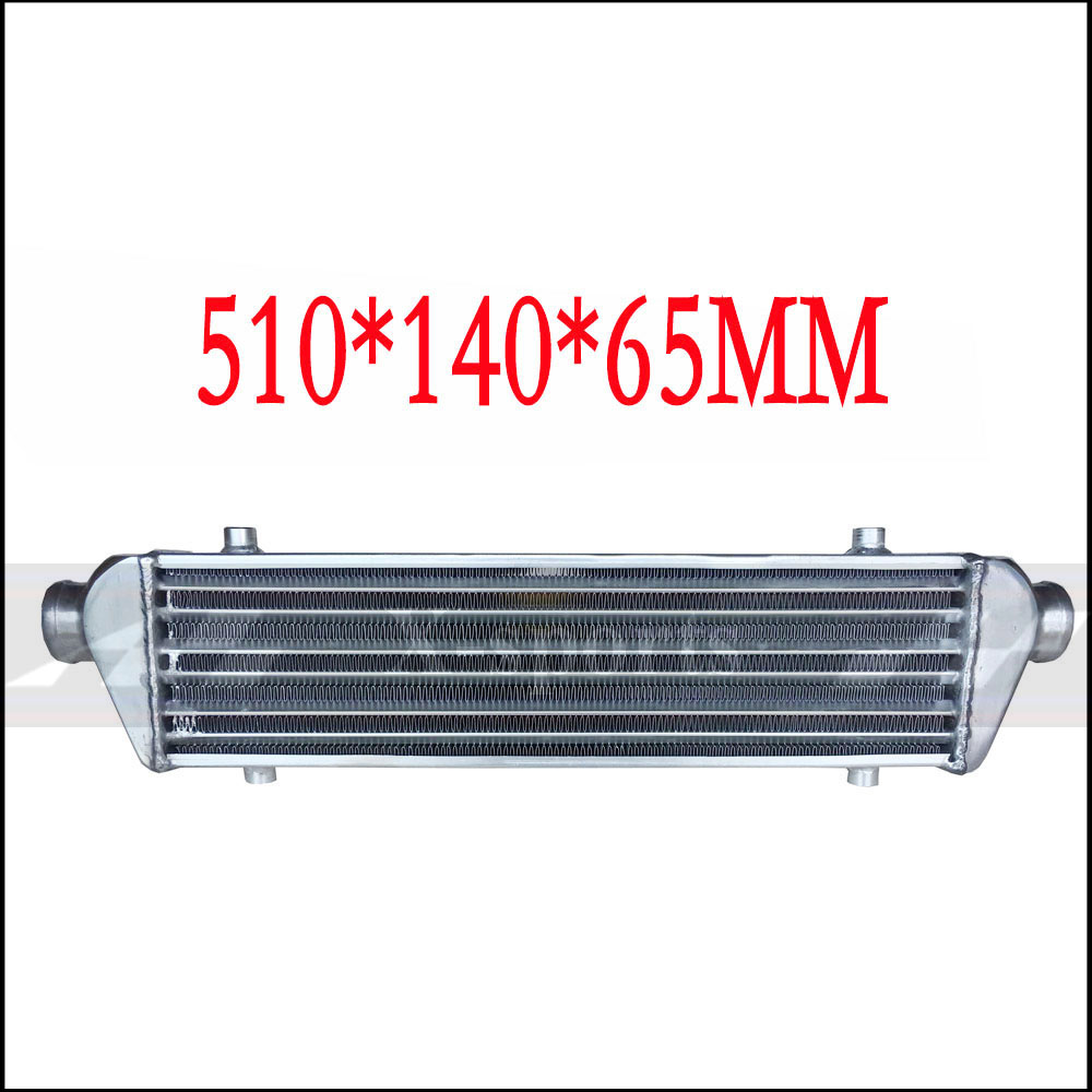 car turbo Radiators intercooler Front Mount universal High quality aluminum Core body 510*140*65 APEXI
