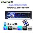 Universal 12V Car Tuner Stereo Bluetooth FM Radio MP3 Audio Player Phone USB/SD MMC Port Car radio Bluetooth Tuner In-Dash 1 DIN