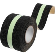 5cm*5M PVC Frosted Surface Anti-Slip Tape Luminous in Dark Abrasive Stairs Tread Step Safety Non-Slip Tapes