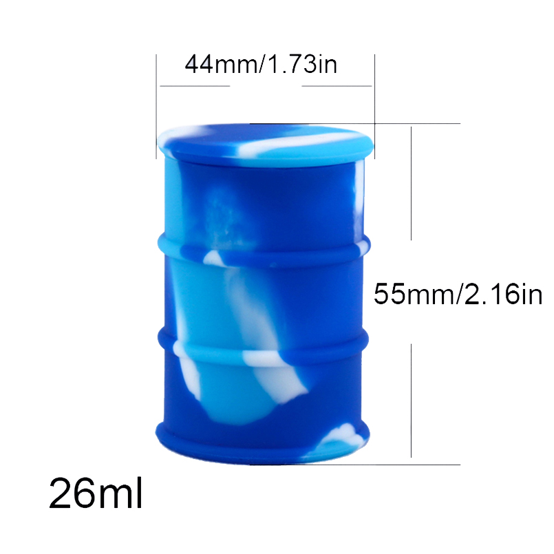 26ml silicone  container 1