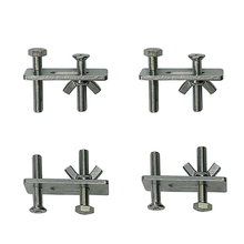 4pcs per lot Chuck Clamp Plate Engraving Machine Cnc Router Fixture