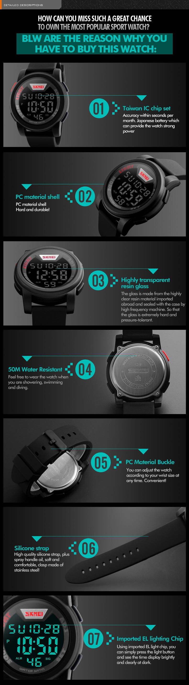 HTB1sWe3NXXXXXcFaXXXq6xXFXXXJ - SKMEI SIMPLE Sport Watch for Men