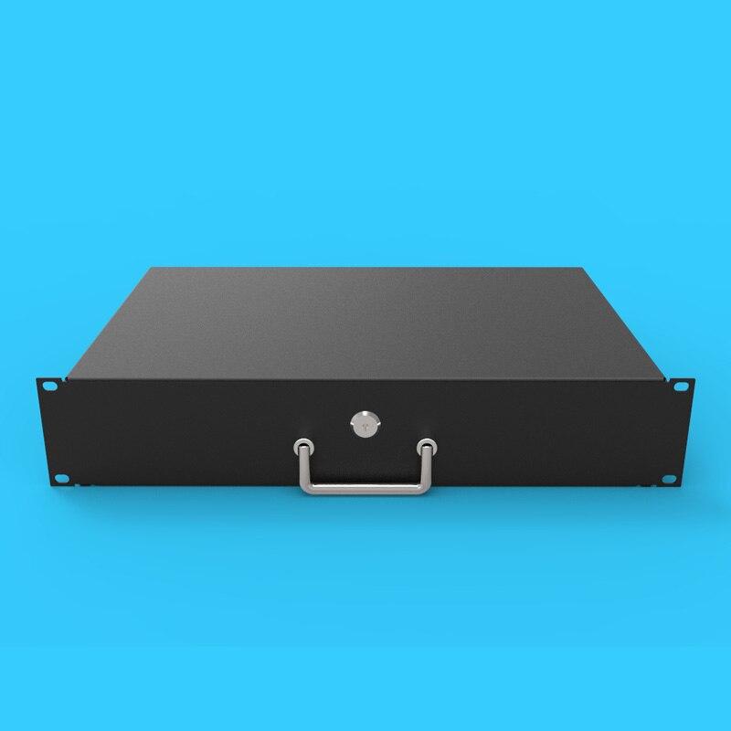 Air box cassetto dell'armadio cassetto 2U ferro armadietto di immagazzinaggio del cassetto microfono accessori offerte speciali promozioni-in Canaline portacavi da Miglioramento della casa su AliExpress - 11.11_Doppio 11Giorno dei single 1