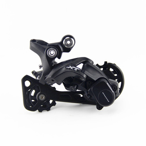 Image 5 - SHIMANO DEORE XT M8000 Groupset MTB Mountain Bike Groupset 1x11 Speed 40T 42T 46T SL+RD+CS+CN M8000 Shift Lever Rear Derailleur
