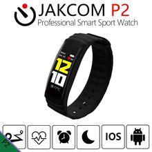 JAKCOM P2 Profissional Inteligente Relógio Do Esporte venda Quente em pressao 2018 xenxo Trackers Atividade como fone de ouvido Inteligente wearable inteligente