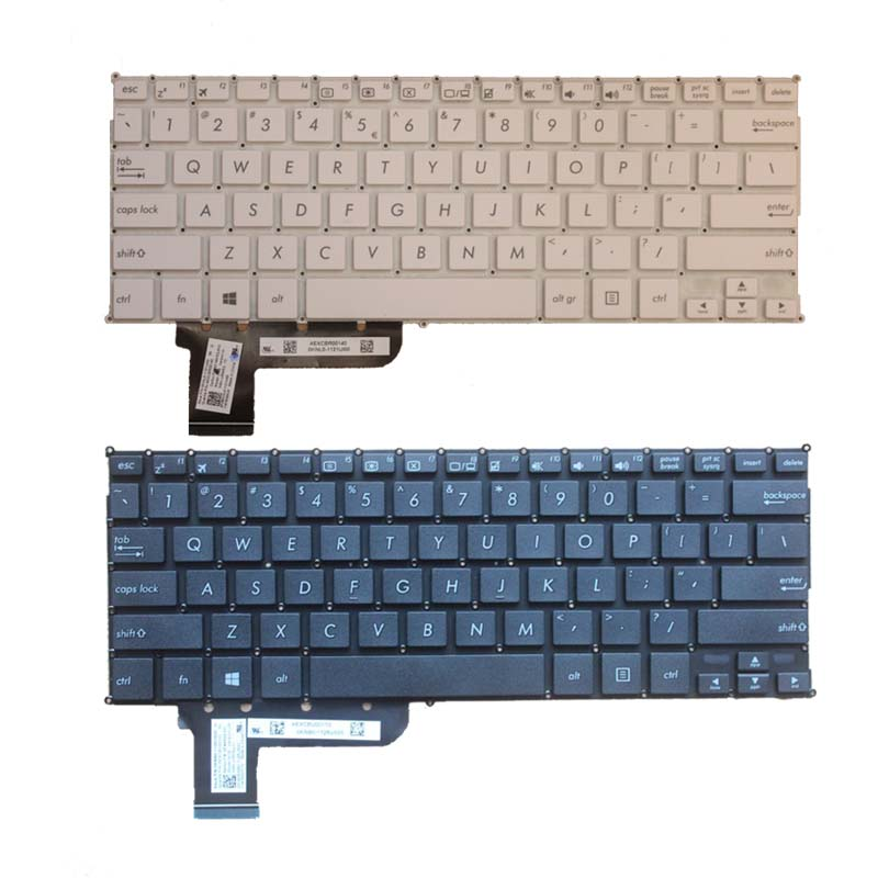 NEW English Keyboard FOR ASUS X201 X201E S200 S200E X202e Q200 Q200E US  Laptop Keyboard
