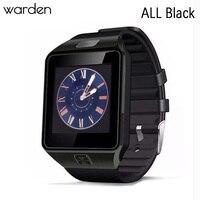 Electronic DZ09 Waterproof Smart Watch Men Brand Smartwatch Fashion Bluetooth Wristwatch Pedometer Whatsapp For Android Iphone