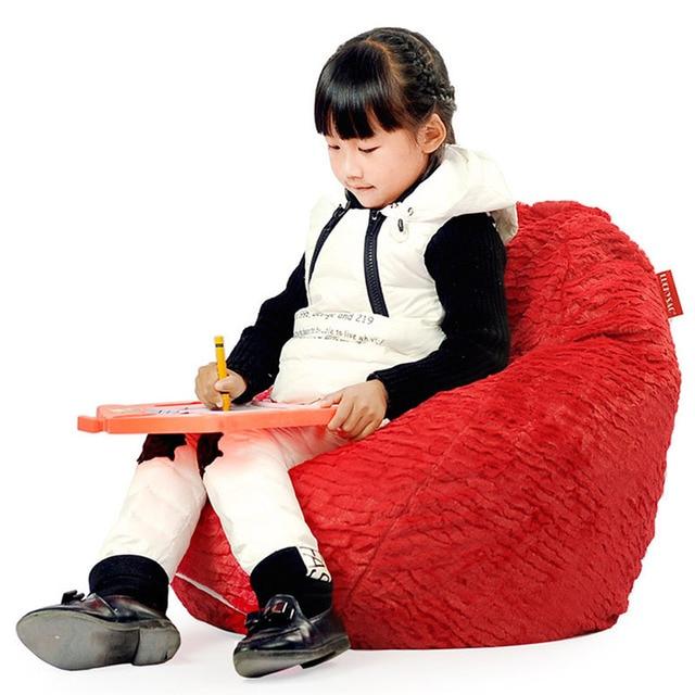 Lazy Bean Bag Chair For Kids Beanbag Children Sofas Kids Chair Corner Sofa  Removable Bean Bag