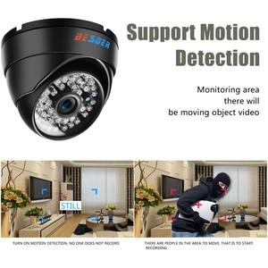 Image 4 - BESDER Wide Angle 2.8mm Vandal Proof 1080P IP Camera Dome Waterproof 48 PCS IR LED Indoor Outdoor Network IP Camera IR Cut ONVIF