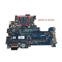 NOKOTION 755835 001 For HP 240 G3 Laptop Motherboard ZSO40 LA A993P SR1EF i5 4210U CPU DDR3L HD GMA MAIN BOARD