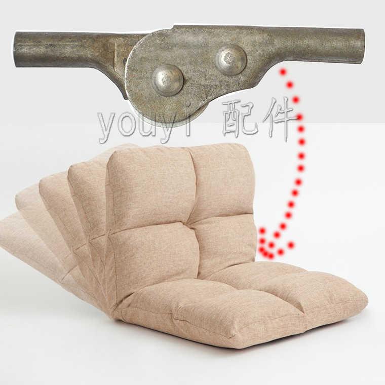 Dobradiças de Metal Dobrável Sofá Preguiçoso Cadeira Encosto Ajustável Acessórios D21