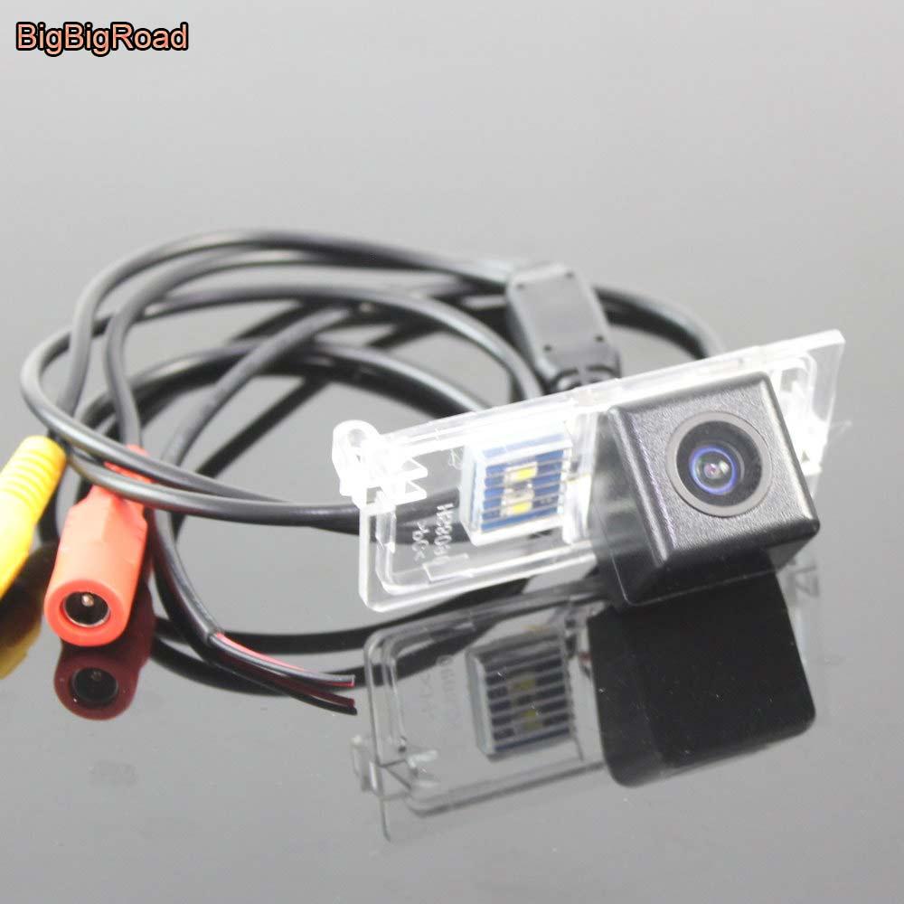 BigBigRoad Para Chery Fulwin2 A3 Car Câmara de Visão Traseira/Backup Estacionamento Camera/HD CCD de Visão Noturna/à prova d' água /Câmera OEM