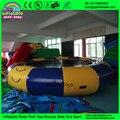 Melhor PVC inflável água trampolim, mar inflável trampolim, aquático inflável trampolim para venda