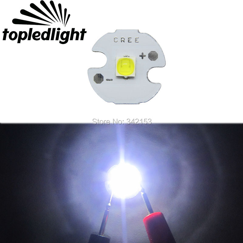 5W Osram P8 Cold White High Power Led Emitter Lamp Light 6500K 120 Degree Viewing Angle For DIY Torch Flashlight Car Light