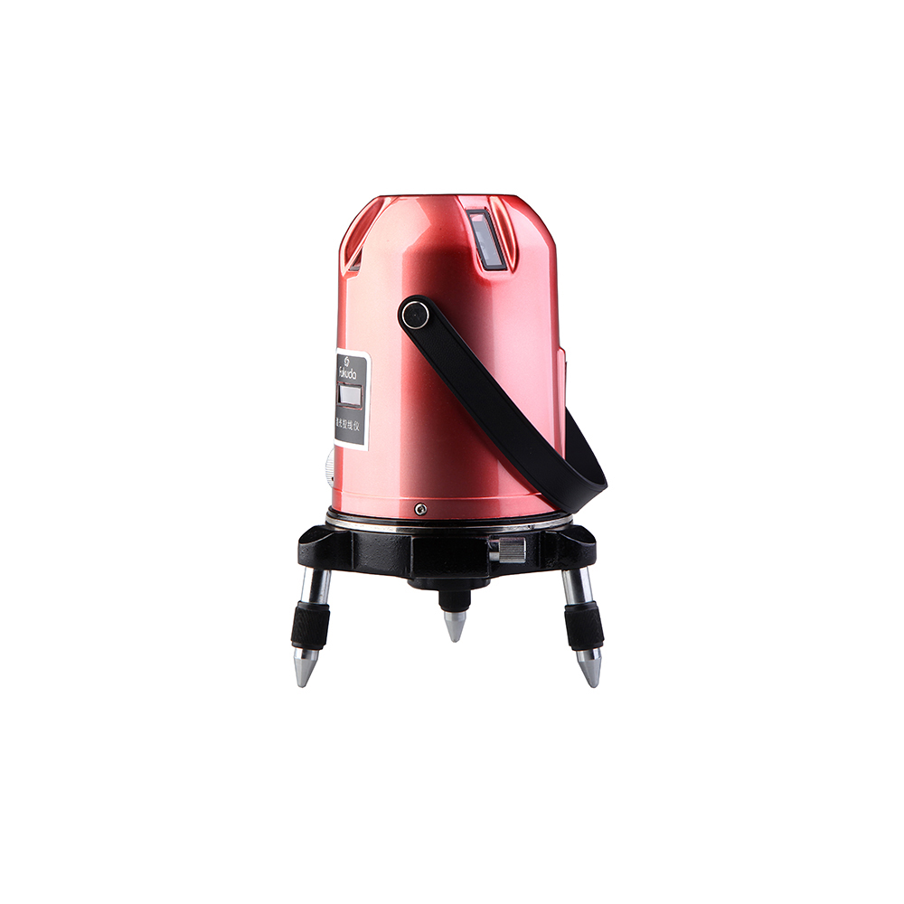 Niveau Laser de haute qualité 5 lignes 360 ligne Laser rotative AA batterie niveau de ligne croisée mode extérieur