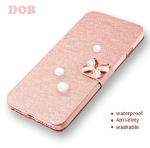 (3 Style) For Doogee Homtom HT16 Case Luxury Wallet PU Leather Back Cover HT 16 Flip Protective Phone Bag Stand