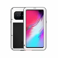 Aluminum Metal Case Coque For Samsung Galaxy S10 5G S10Plus S10 S10Lite S10E Shockproof Cover 360Full Body Protective KS0205