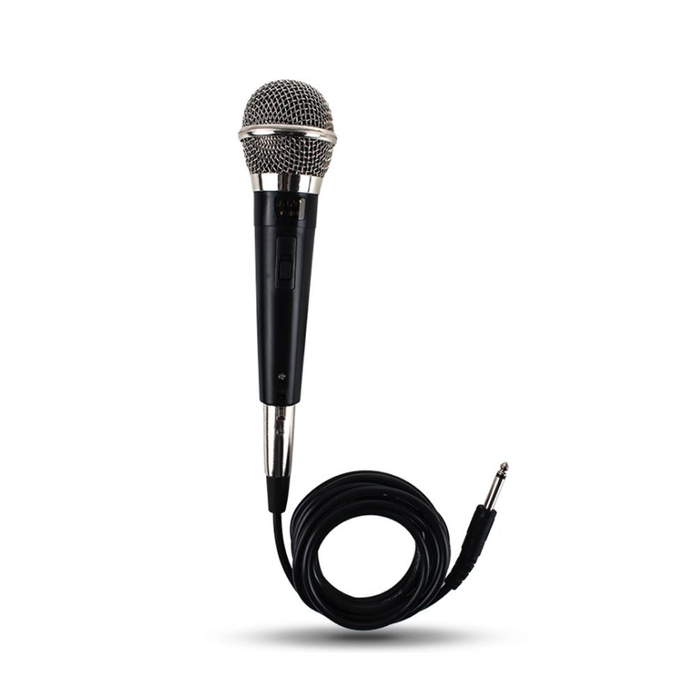 YS-226 Handheld Professional Wired Dynamic Microphone Clear Voice Universal for Computer Karaoke Vocal Music Performance