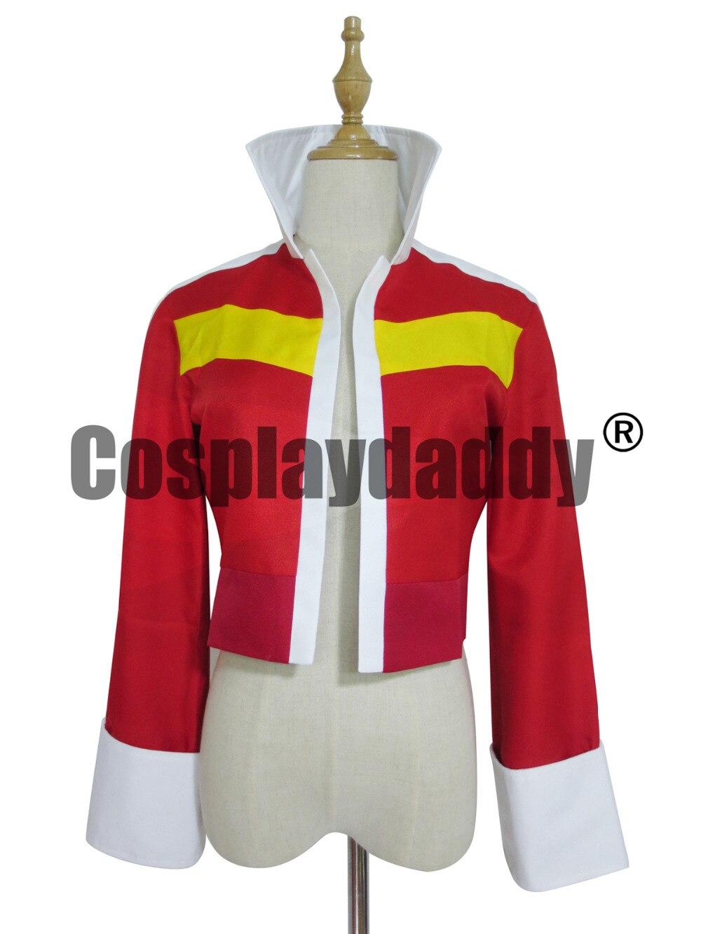 Keith oblečení pouze oblečení Top Halloween animace Cosplay kostým F006