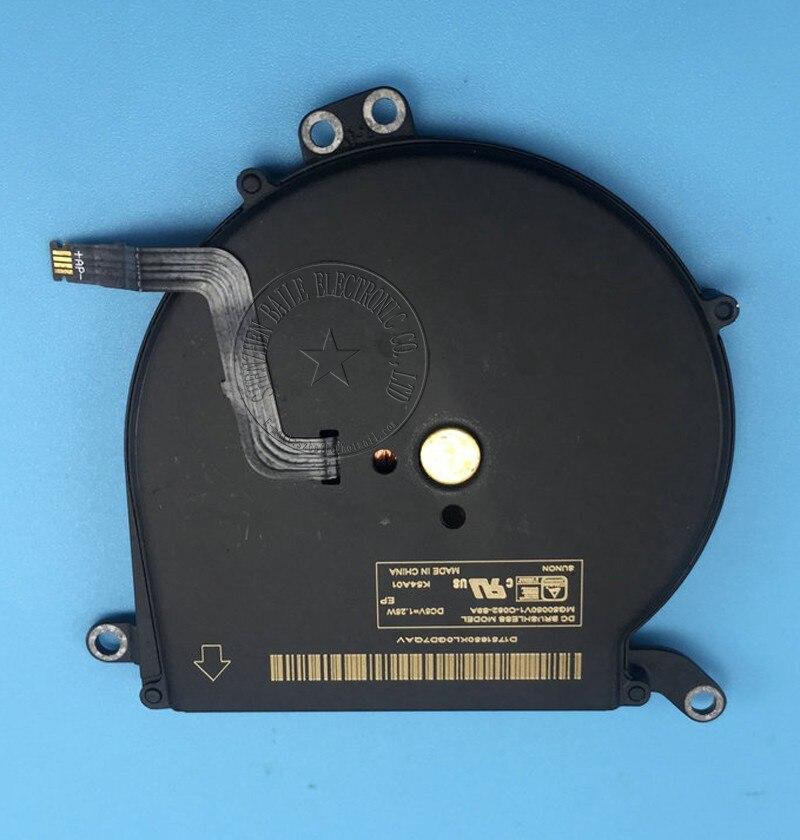 (100pcs/lot) Laptop Fan For New Apple Fan Macbook Air A1369 A1466 Sunon Mg50050v1-c02c-s9a Dc5v 1.5w Fan