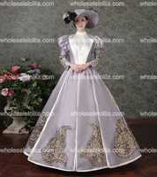 New Arrival Rococo Baroque Marie Antoinette Ball Gown Dress 18th Century Renaissance Historical Period Dress For