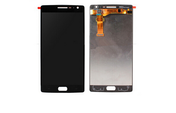 For <font><b>Oneplus</b></font> <font><b>2</b></font> two Lcd Display+Touch Glass Digitizer Assembly <font><b>replacement</b></font> <font><b>screen</b></font> image