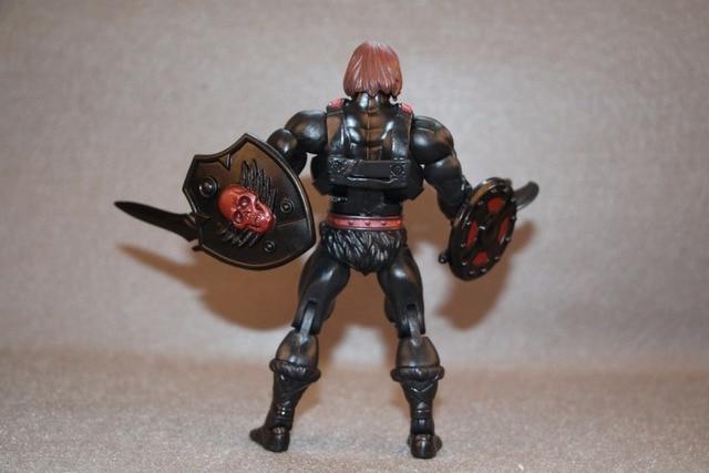 Masters of the Universe MOTU Classics Anti Eternia Black Nemesis HE MAN Loose figure Collection