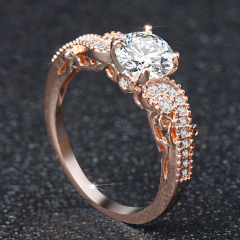 14K Gold Princess Engagement Diamond Ring for Women Peridot Anillos De Bizuteria Gemstone Bague Etoile Mystic Jewelry Rings 2019 1