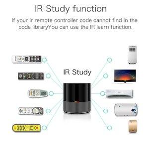 Image 5 - Casa inteligente controle remoto para geeklink app wifi + ir sem fio ios android app siri controle de voz tv ac temporizador controle inteligente