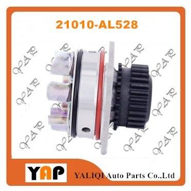 ENGINE COOLANT PUMP FOR Frontier GT-R EX35 G37 M35 V42 Y50 S50 Z50 J31 VR38  VQ35 VQ23 VQ40 2 3 3 5 3 8 4 0L V6 Teeth Quant : 31