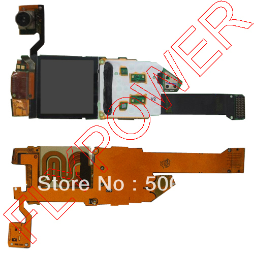 ФОТО For Nokia 8800 LCD Screen Complete without slider by free shipping; 100% New