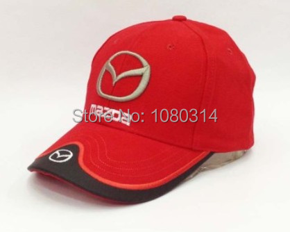 mazda miata baseball cap female race car visor hat men license plates mx5 hats