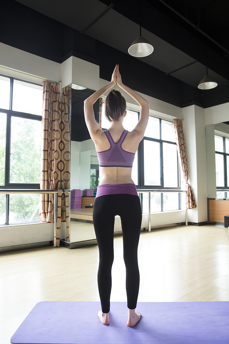 B.BANG Women's Bras Zipper Front Push Up Bra Shakeproof Intimate Crop Top Seamless Underwear Free Shipping 14