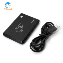 купить 125KHz Low frequency USB Interface RFID Card Reader USB RFID Reader Desktop RFID Reader по цене 384.27 рублей