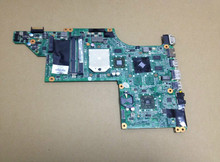 Free shipping ! 100% tested 595133-001 board for HP pavilion DV6 DV6Z DV6-3000 laptop motherboard with for AMD chipset HD5470