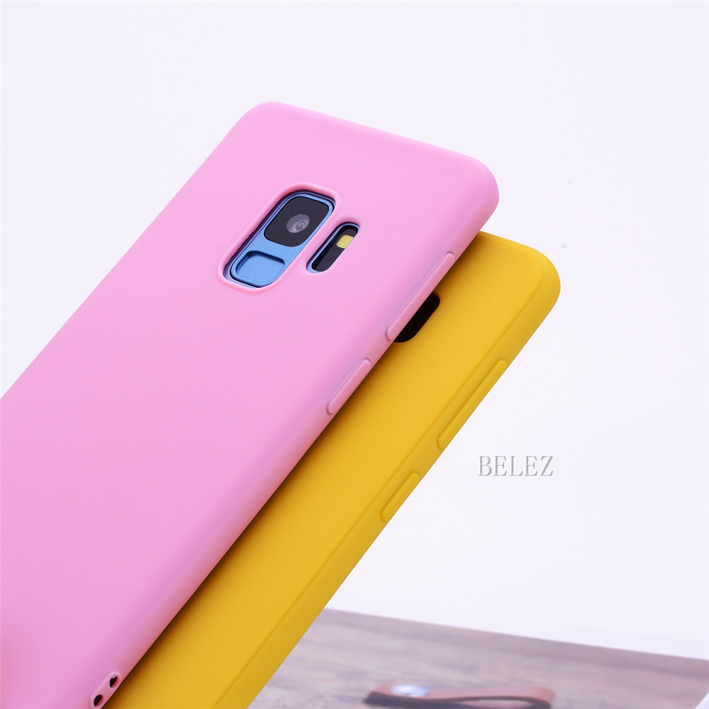 Silicone Soft Tpu For Samsung Galaxy J8 Note 3 4 5 8 9 J7 2015 Duo Max J5 J2 Pro J6 Prime J3 2017 J1 Mini 2016 J4 Plus 2018 Case Fine Quality Home