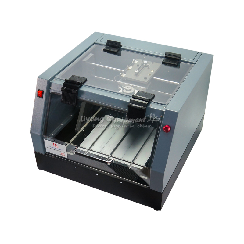 LY CT3020 Ballscrew 320W Spindle All In One Full Enclosed CNC Router CNC Drilling And Milling Machine USB Port Mach3 For Jewelry