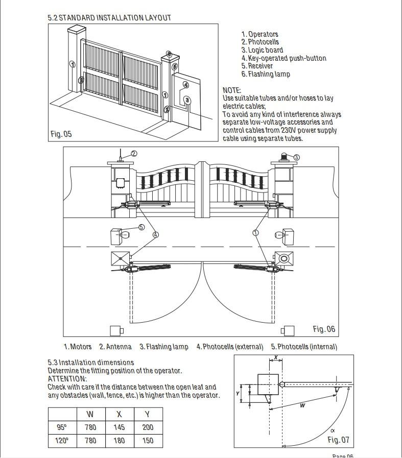 CSSGO-06 swing gate opener (19)