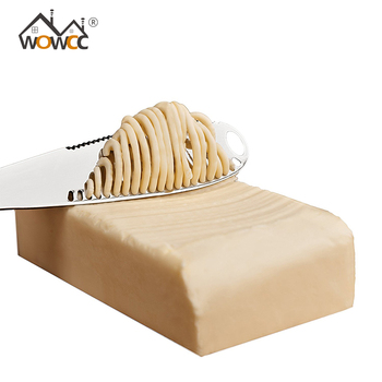 Stainless Steel Butter Cheese Jam Spreaders