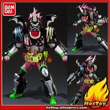 100% Orijinal BANDAI Tamashii Milletler S. h. figuarts (SHF) Aksiyon Figürü Kamen Rider Ex Yardım Hunter Aksiyon Oyun Level5