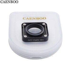Image 5 - Caenbooスポーツカメラcplポーラーuvフィルター防水屋外ガラス水中ダイビング用移動プロヒーロー2018/6/5ブラックゴープロHero5/6