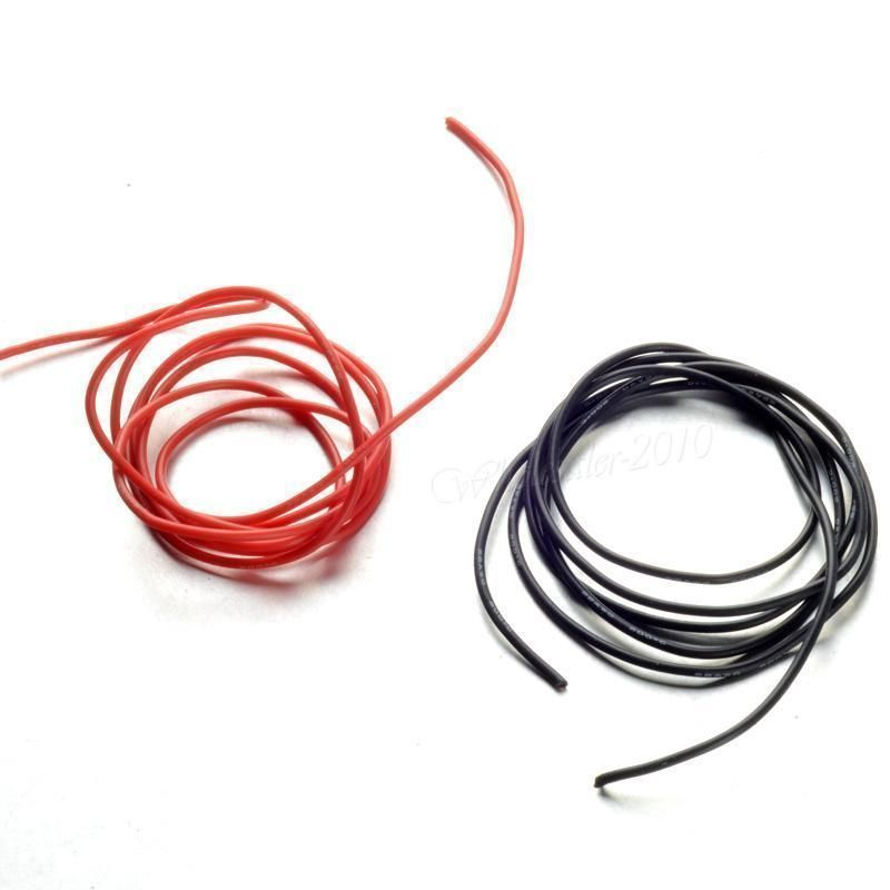 Buy flexible silicone wire rc cable and get free shipping on ...