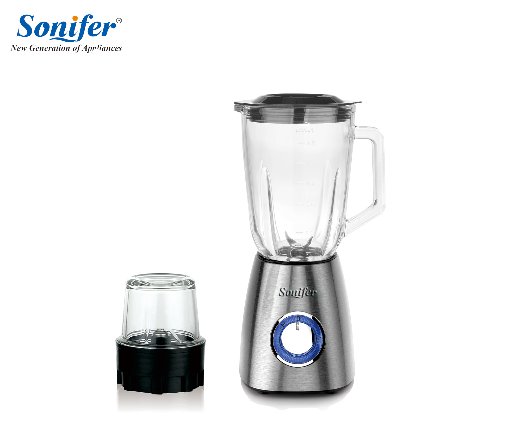 Multifunction electric food standing blender mixer high quality