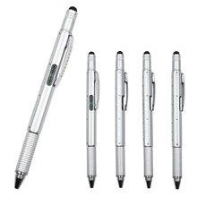 1 шт. многофункциональная отвертка, шариковая ручка суппорт ручка пластиковый инструмент Ручка инструмент, сенсорное управление инструмент ручка-отвертка
