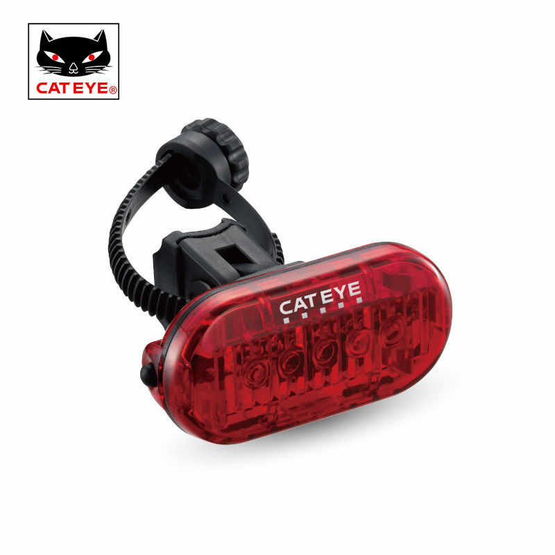 new york well known best sell CATEYE Bicycle Light Cycling Taillight Led Riding Rear Light ...