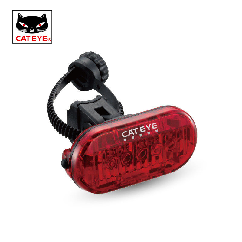 все цены на CATEYE Bicycle Light Cycling Taillight Led Riding Rear Light Waterproof MTB Road Bike Safety Warning Lights Lamp Accessories