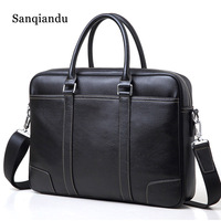 a815084650113 2019 Brand Men Bag Real Genuine Leather Men S Briefcase Famous Brand  Designer Shoulder Bags Laptop. US $107.69 US $56.00. 2019 Marka Erkek Çanta  ...