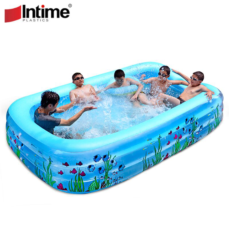 3.1m Swimming Pool Inflatable Child Adult Bathtub Ultralarge Thickening Swimming  Ocean Ball Pool Large Plastic 1piecespa pool bathtub pump 1 1kw 1 50hp tda150