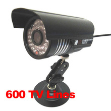 1/3″ 600TVL SONY CCD IR Color CCTV Outdoor Weatherproof Security Camera 36LEDs Night Vision
